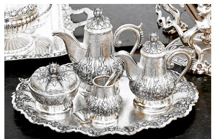 Ломбард серебро посуда и лом 2