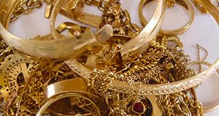 прием золота в Киеве 2 категории